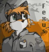 Fexus anime style by fexus
