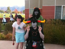 Anime Banzai 2012 homestucks by Fainting-Ostrich