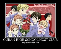 Ouran High School Host Club by Tigerheart11
