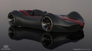 Kia Shift Concept by mporsche