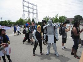 Anime north 2012- Full metal alchemist by manga-fire-24