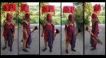 Haradrim costume cosplay middle Earth LOTR by Carancerth