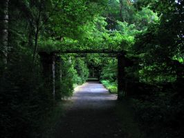 archway 02 by Pagan-Stock