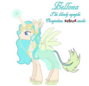 Bellona The Bloody Nymphe