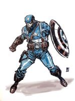Cap sketch by BChing