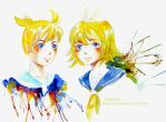 VOCALOID 02 - Gemini by phonglong