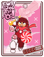 Sweetoof by Combotron-Robot