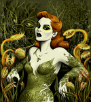 Poison Ivy by Clishame