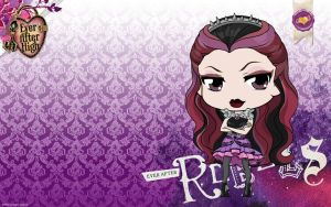 Ever After High - Raven Queen by Mibu-no-ookami