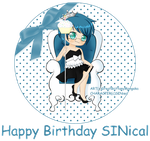Happy Birthday SINicaL [+Video] by BrittanyMangaka