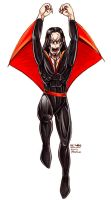 Daily Sketches Morbius by fedde
