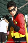 Robin - The Boy Wonder by DashingTonyLima