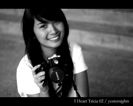 I Heart Tricia 02 by yesternights
