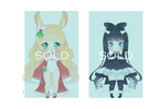 [CLOSED][POINT ADOPTABLE] Winter Adoptables by Yubuki