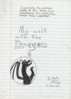 My Walk With The Dragon: Cover OCW by Tatta-Kasame