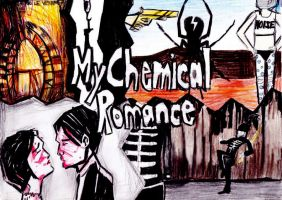 My Chemical Romance by runawayscar