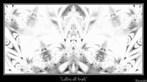 Calling all Angels by Kancano
