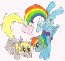 Give Me Love by MLP-HatersGonnaHate
