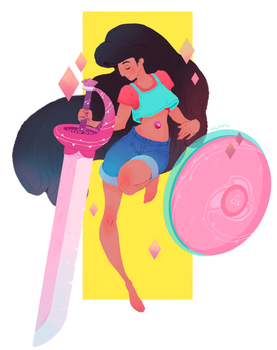 Stevonnie by Valanta