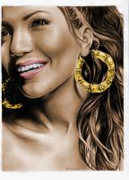 J.Lo Colored by nikki13088