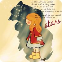 The Girl Who Believed in Stars by StillDreamstuff