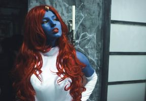 X-men - Mystique by es-serath
