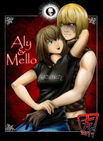 Aly-Mello by FaustoX9285