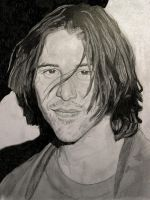Keanu Reeves by Kifffia