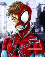 Spidey GA Pose 4 by TheCreationist
