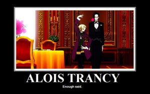Alois Trancy by RightgeousRory