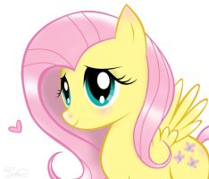 Fluttershy by steffy-beff