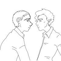Sherlock/John kiss animation by xxxMrsToddxxx