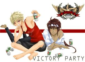 Milizia: Victory Party by instantmiso
