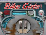 BikeGirls2k2 CD menu by suhleap