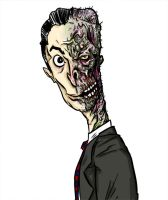 Two-Face by lemonheaded
