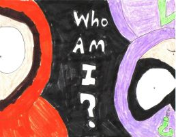 Who Am I? ::SPOILERS:: by PsychoDemonFox