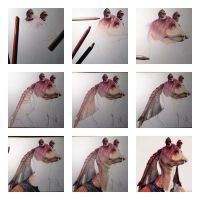 Jar Jar Binks WIP by CarolineSalinas
