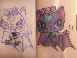 Bat Cover up by kayden7