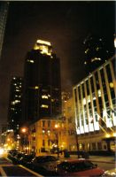 Chicago at Night2 by meltedcrayons20