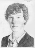 Benedict Cumberbatch by Naya94