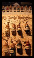 Potion Vials by TheLovelyBoutique