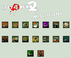 L4D2 Misc Icon Pack by atagene