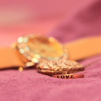 Love - Promise Ring by DasfnBa