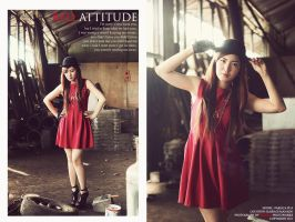 Red Attitude v.3 by bwaworga