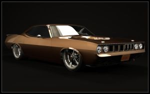 'Cuda :: 1 by svenndesign