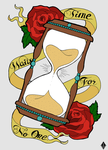 Hourglass Colored by ThereseDrawings