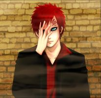 GAARA: painkiller by QUDIST