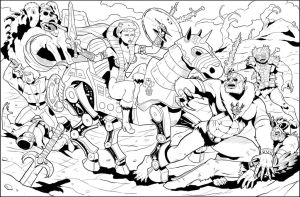 Teela's Quest by NathanKroll