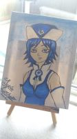Juvia Lockser~ by Eevee-Rainbow
