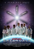 Mission: Greendale Poster by Alecx8